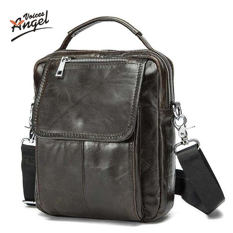 2699d7d00d42 Genuine leather men bag small shoulder bags men s crossbody bag mens  leather handbag sale