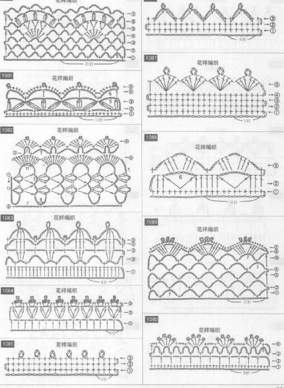 ClippedOnIssuu from Crochet2690 | bordes | Pinterest | Crochet ...