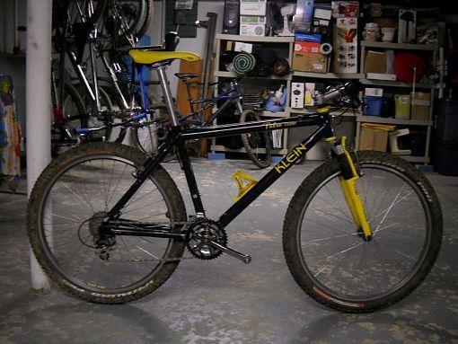 96 Klein Pulse Comp Klein Bicycle Bike
