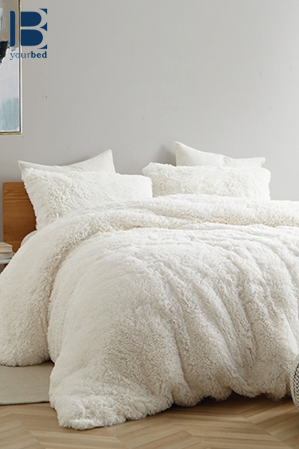 Affordable White Coma Inducer Oversized Bedding With Luxury Plush Material In All Sizes Bed Linen Design Bed Comforters Duvet Covers