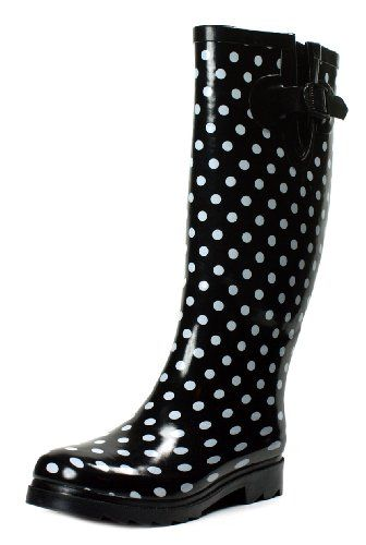 8dbf54e6dfc8 OwnShoe Women s Mid Calf Rain Boots Wellies   Many thanks for viewing our  photo. (This is our affiliate link)