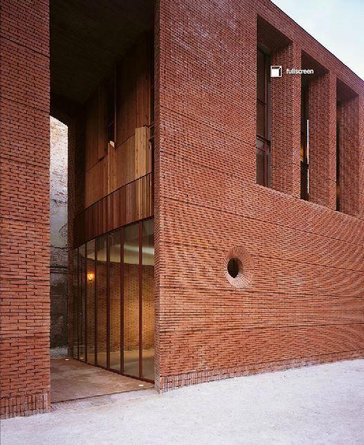 Brick Architecture, Facade Design