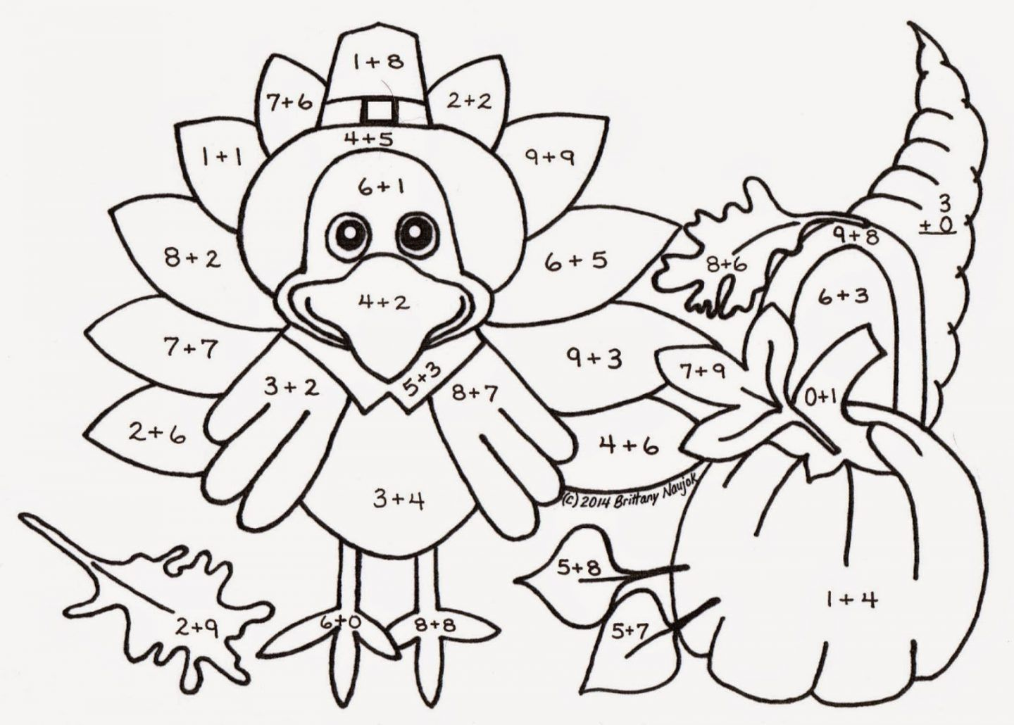 Image Result For Color By Number Thanksgiving Math Worksheets Thanksgiving Math Coloring Math Coloring Worksheets Thanksgiving Worksheets