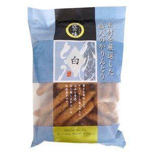 金崎製菓 匠の味 白かりんとう 105g×24袋
