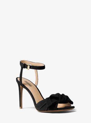 b9593ce26d4d MICHAEL MICHAEL KORS Willa Suede Sandal.  michaelmichaelkors  shoes  sandals