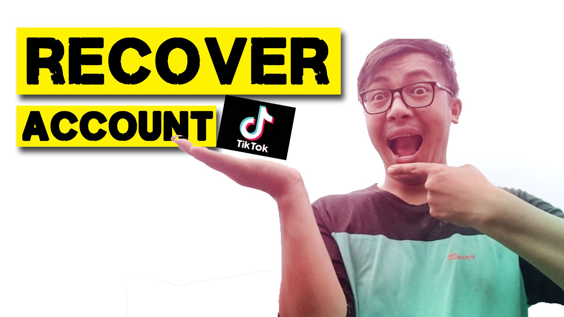 How To Recover Tiktok Account Accounting Recover Recover Password