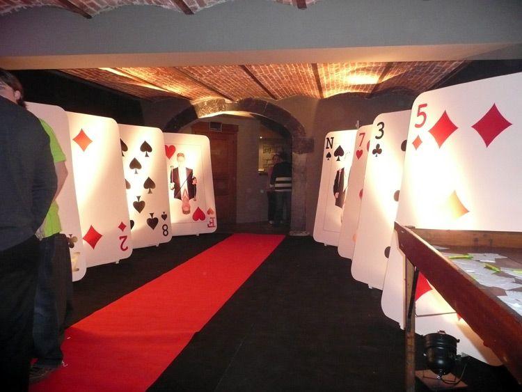 casino royale deko