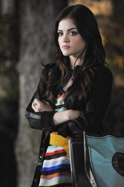 Lucy Hale Aria Pretty Little Liars Pretty Little Liars Aria