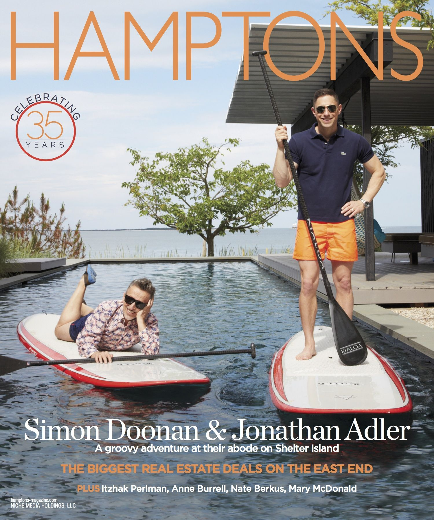 Issue 8 – Simon Doonan & Jonathan Adler
