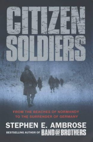 Citizen Soldiers by Stephen E Ambrose, http://www.amazon.com/dp/0743450159/ref=cm_sw_r_pi_dp_WdNWpb1T7PM86