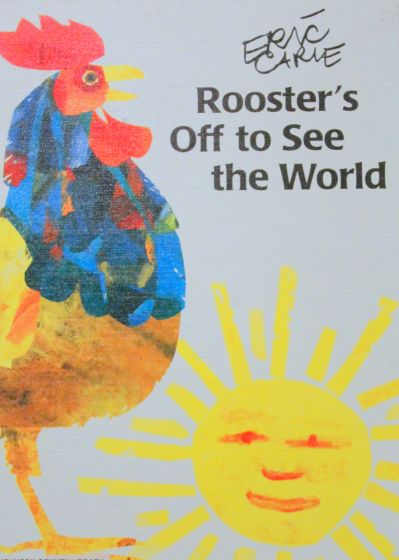 Rooster S Off To See The World Activities Eric Carle Activities Book Activities Preschool Books
