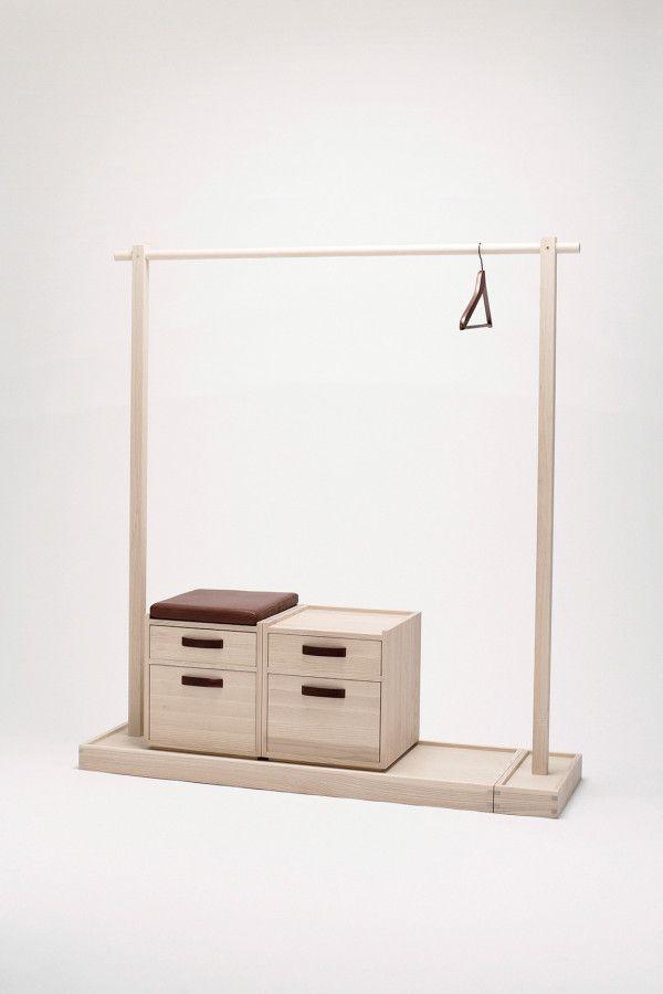 Accessori Cabina Armadio Fai Da Te.New Products From Annika Goransson Arredamento Casa Arredamento