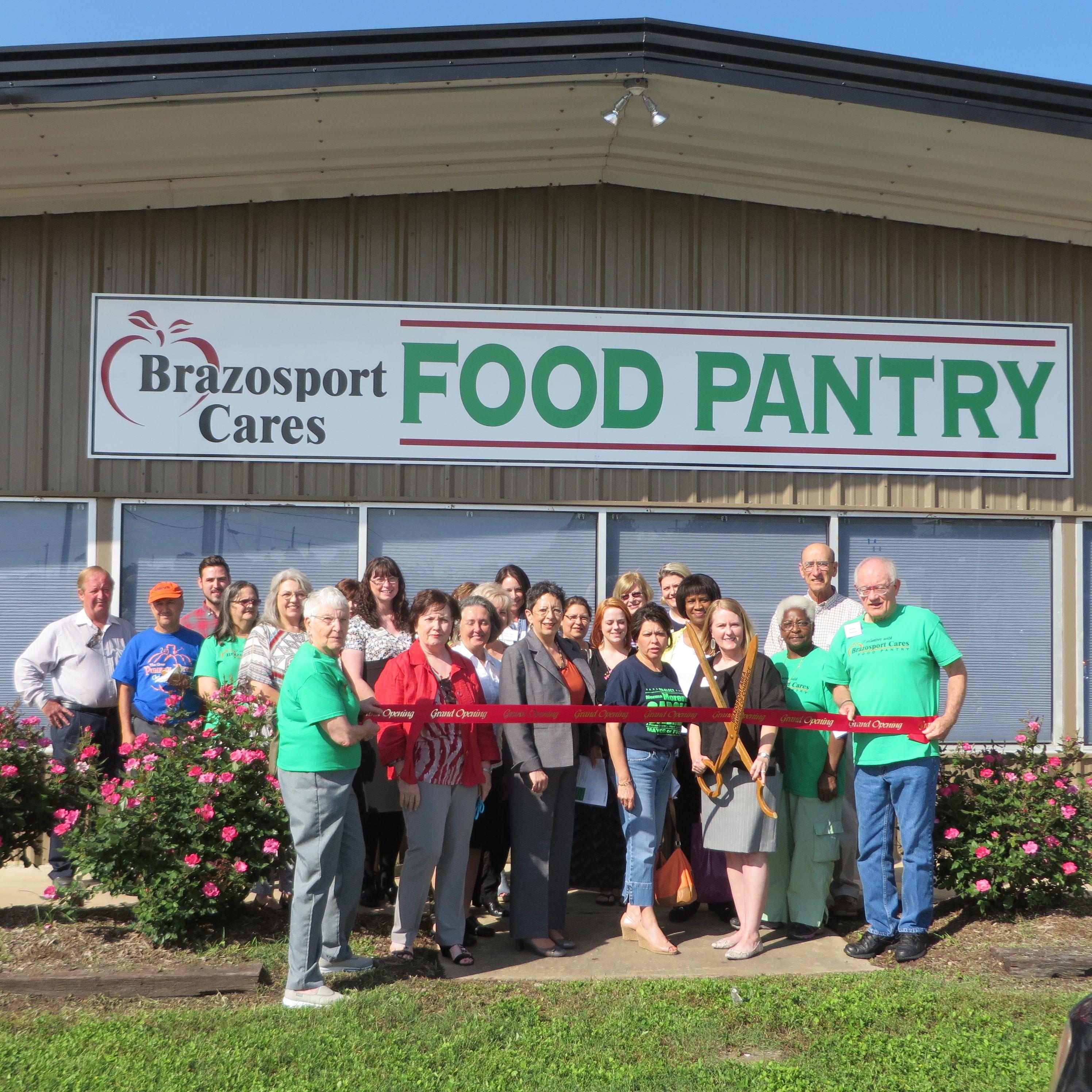 Brazosport cares food pantry 916 n gulf blvd freeport