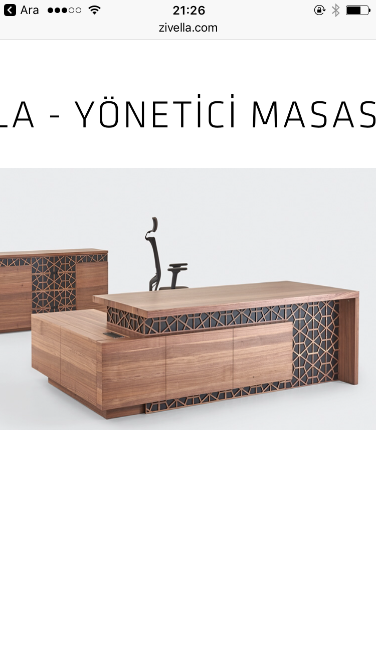 Pin By Nedim On Ofis Masa Office Reception Table Design Reception Desk Design Office Table Design