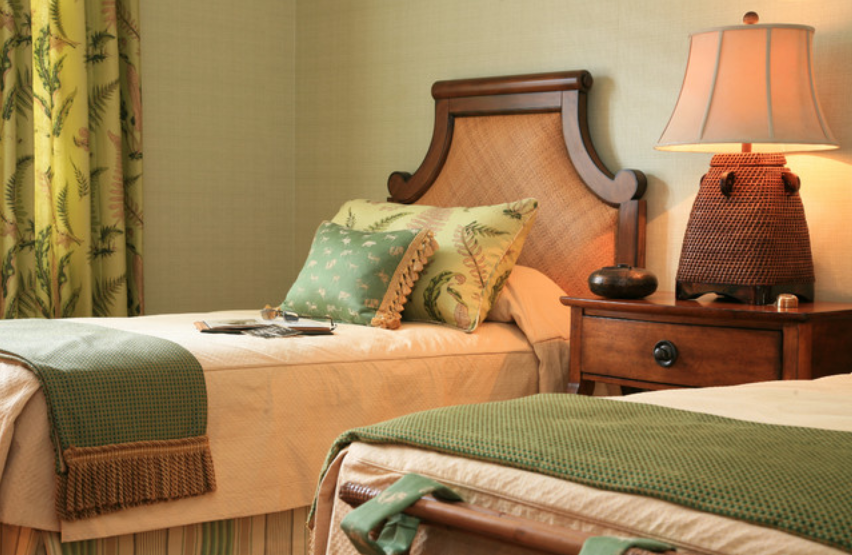 heres how to decorate your bedroom like a tropical paradise