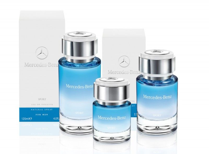 mercedes benz sport le nouveau parfum de sport et de. Black Bedroom Furniture Sets. Home Design Ideas