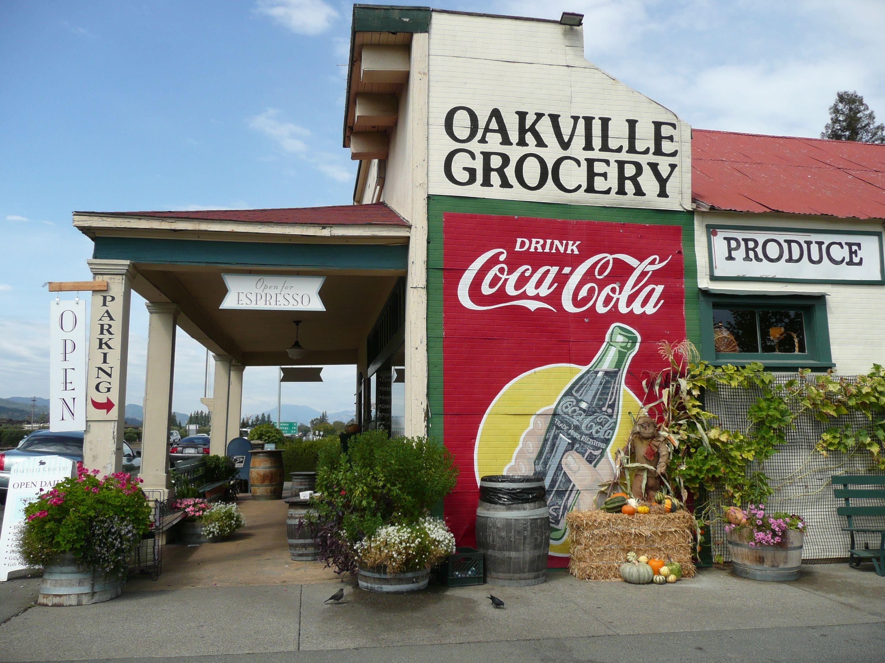 Oakville Grocery Napa Valley California Oakville Grocery Napa Valley Trip Wine Country California