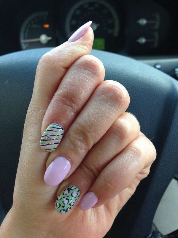 21 oval nails designs with pictures 2018 oval nails 21 oval nails designs with pictures 2018 prinsesfo Image collections
