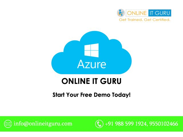 Microsoft Azure Cloud Computing Platform  Services Education