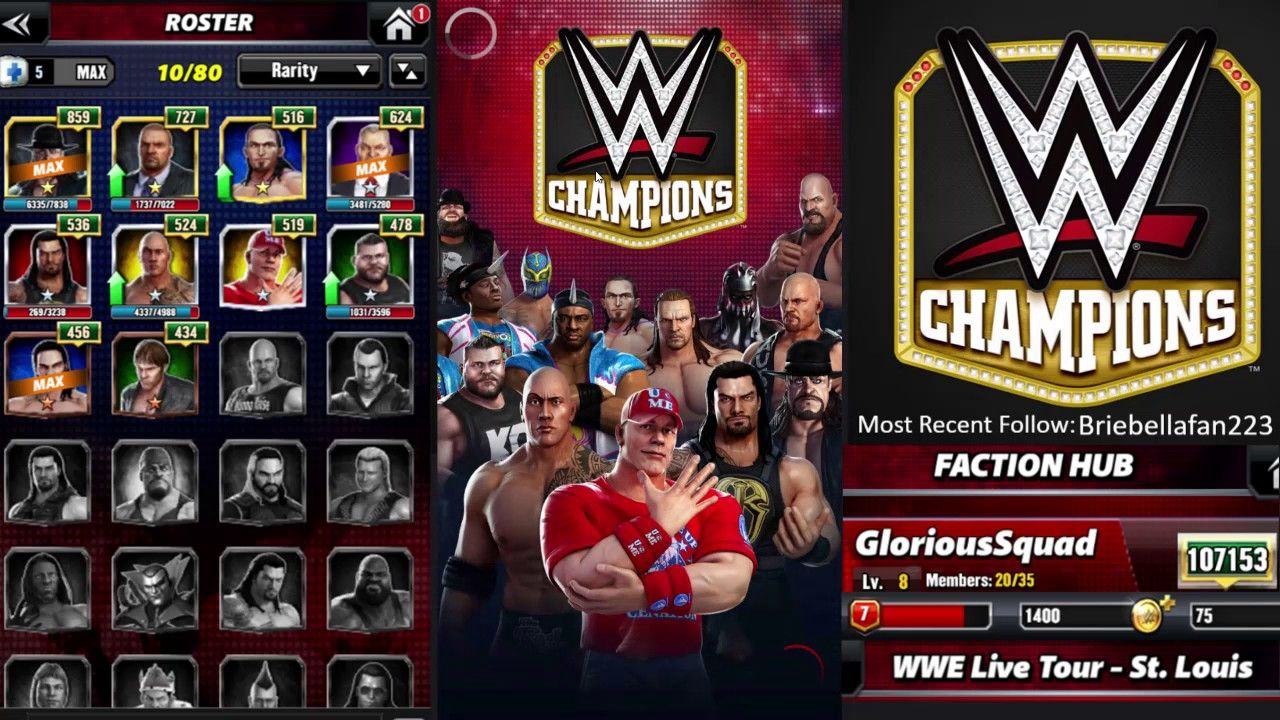 Get Ready To Hack WWE Champions Gold And Cash For Free