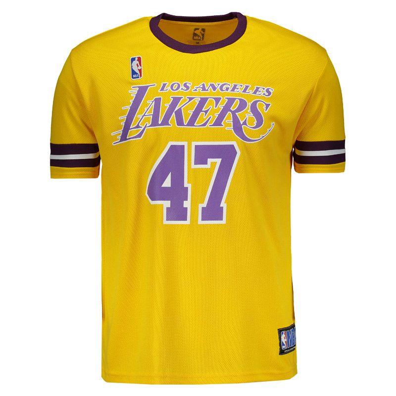 be42d19fd Camiseta NBA Los Angeles Lakers Premium Somente na FutFanatics você compra  agora Camiseta NBA Los Angeles Lakers Premium por apenas R  79.90. Basquete.