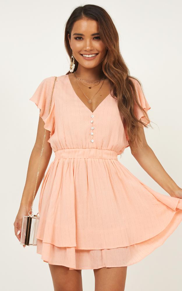 36++ Womens peach dress ideas in 2021