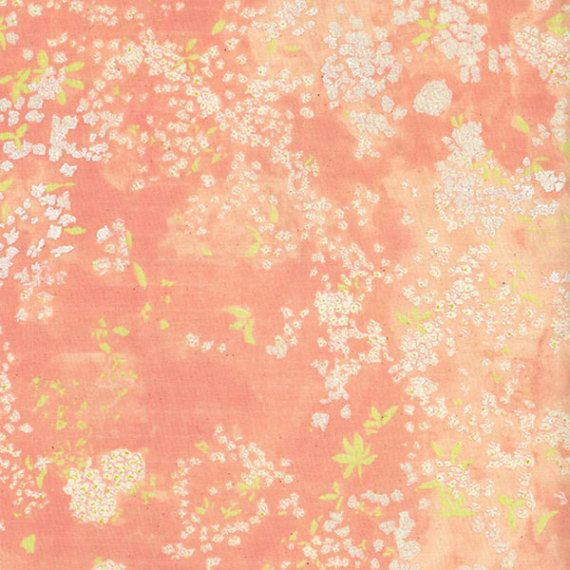Nani Iro Lei Nani For Beautiful Corolla By Naomi Ito For Kokka