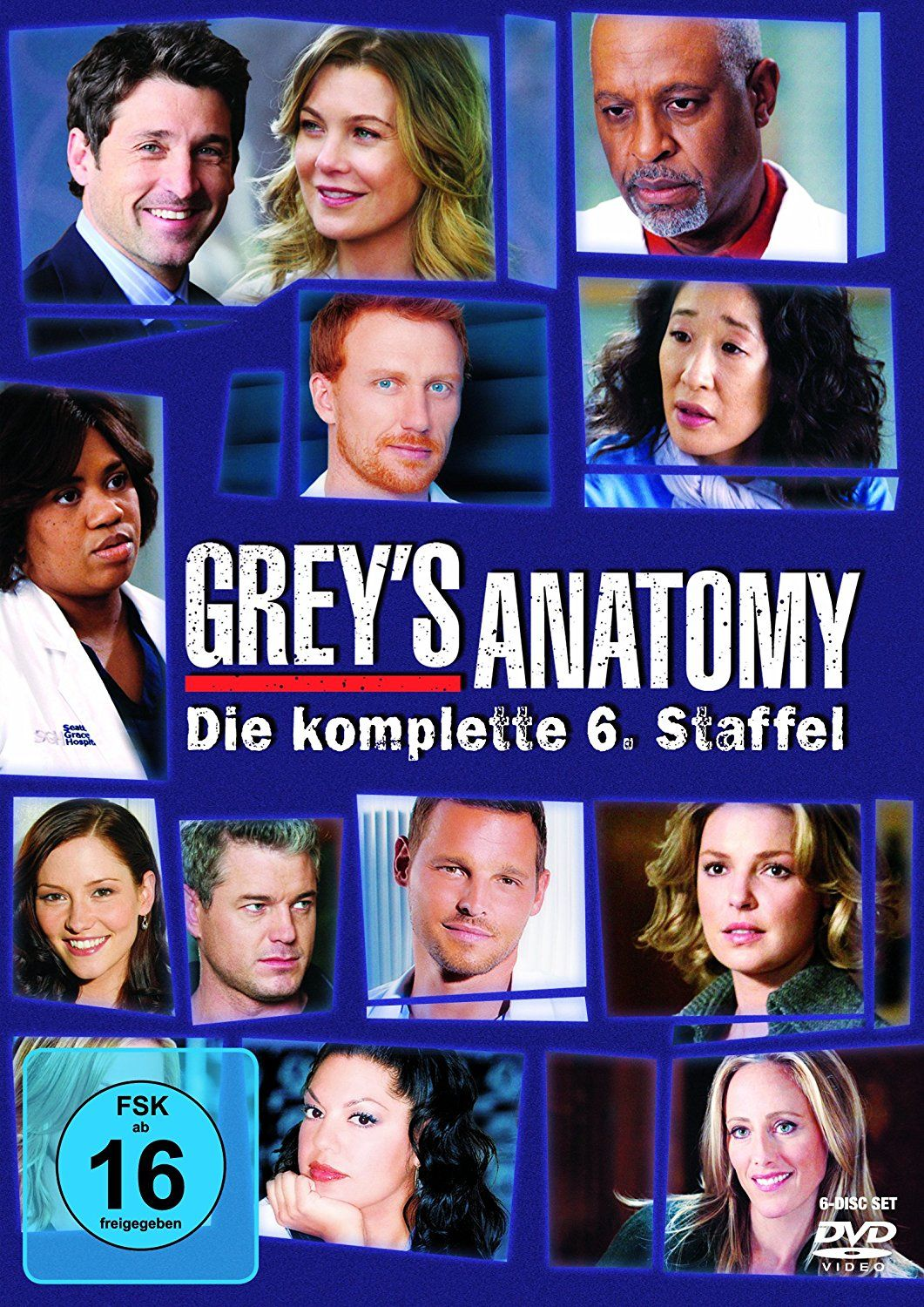 Grey\'s Anatomy [Staffel 6] <3 | Grey\'s Anatomy | Pinterest | Anatomy