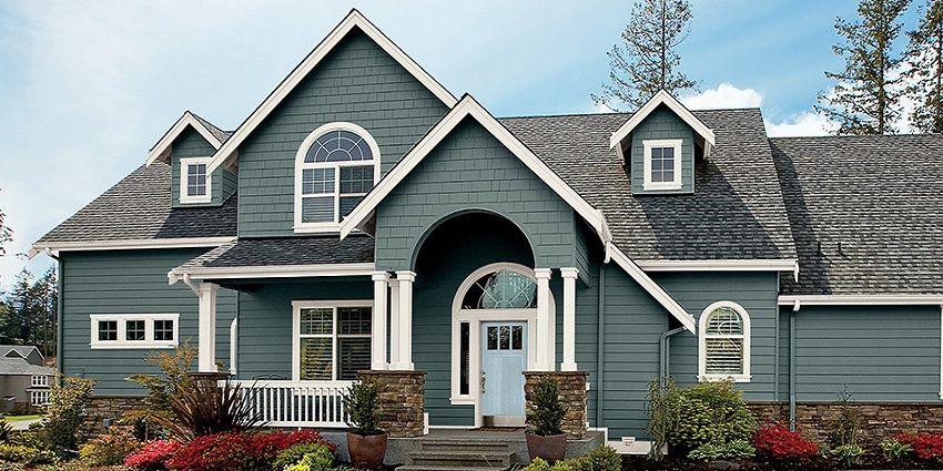 Design Exterior House Paint Colors Top Trends 2018 55designs
