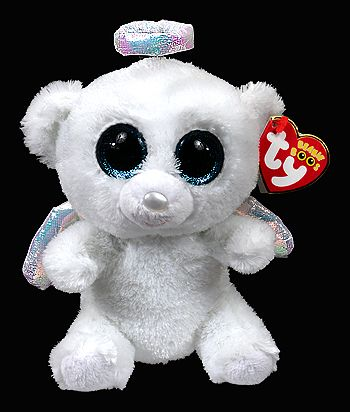 Ty Beanie Boos  Type  Bear Name  Halo Birthday  June 19th Introduced   January 2 cff68a5f03f