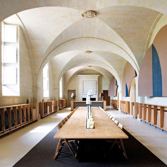 Cocina - A la última en la cocina Grandes comedores, La abadia y - cocinas grandes de lujo