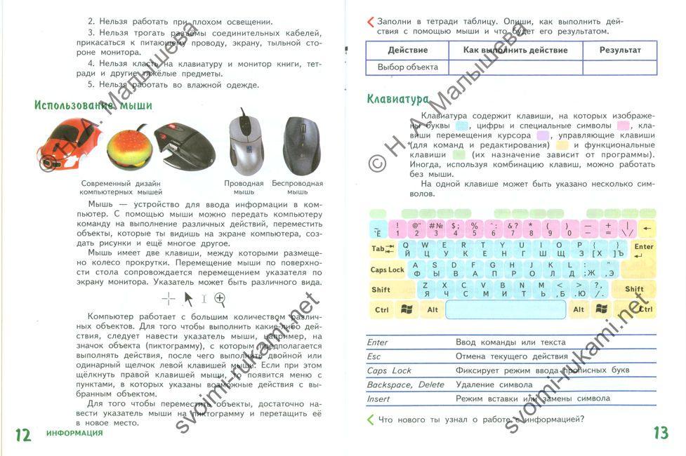 Решебник по природоведению тетрадка 5 класс базанова
