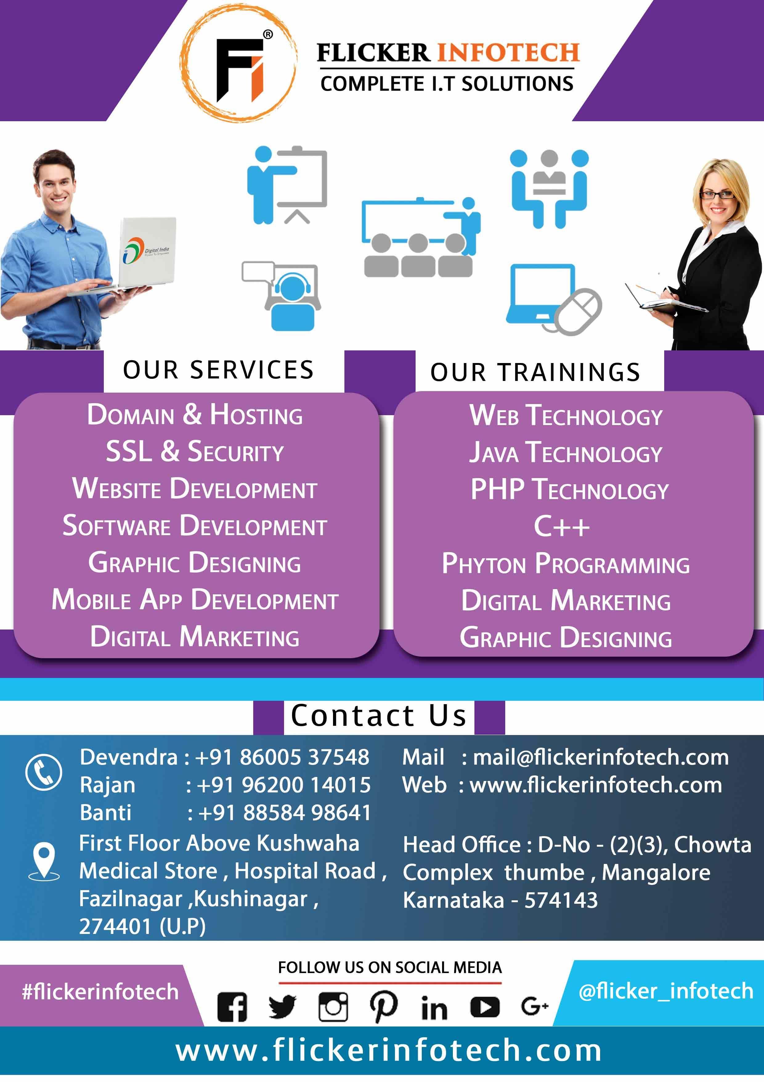 Pin By Flicker Infotech On Flicker Infotech Software Development Web Technology Website Development