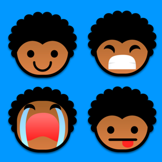 Urban Anna Mae Diverse Emojis On The App Store In 2020 Emoji Stickers Black Emoji Emoji