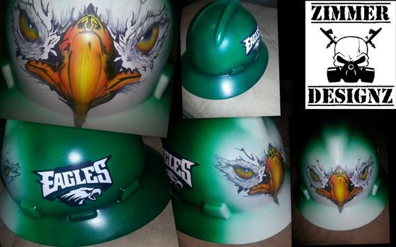 Custom Airbrushed Hard Hats by ZimmerDesignz on Etsy a59b49b97