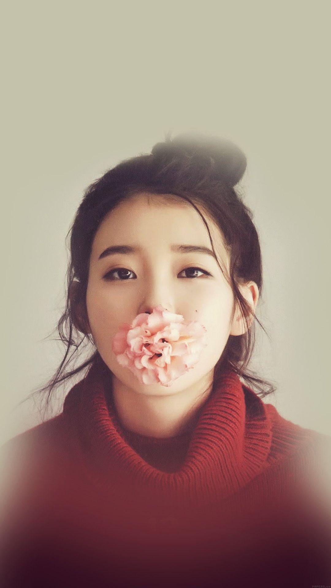 Kpop Iu Singer Music Cute Girl Sexy Iphone 7 Wallpaper Iphone 6