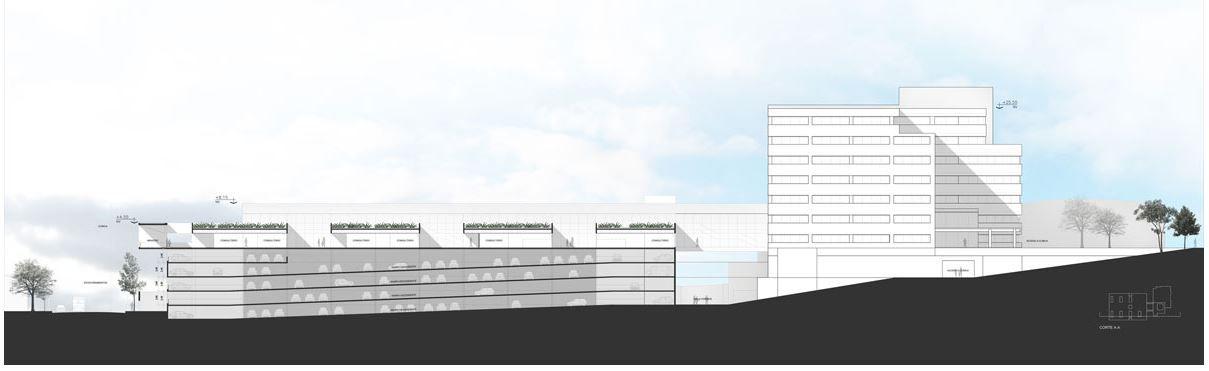 Proyecto Centro Medico en Asunción