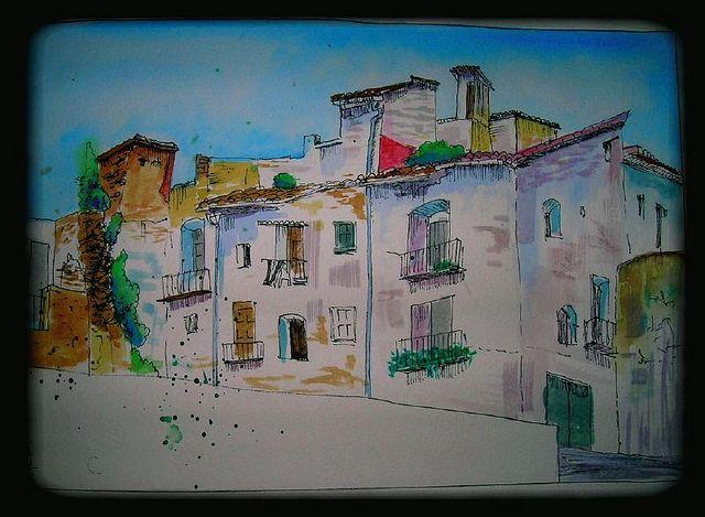 cases velles en Ciutat Vella by Josep Castellanos, via Flickr