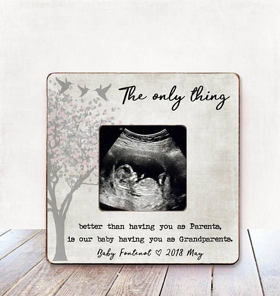 The only thing better than having you as a DAD frame Pregnancy Reveal to Grandpa Pregnancy Announcement Grandpa Ultrasound Frame Sonogram