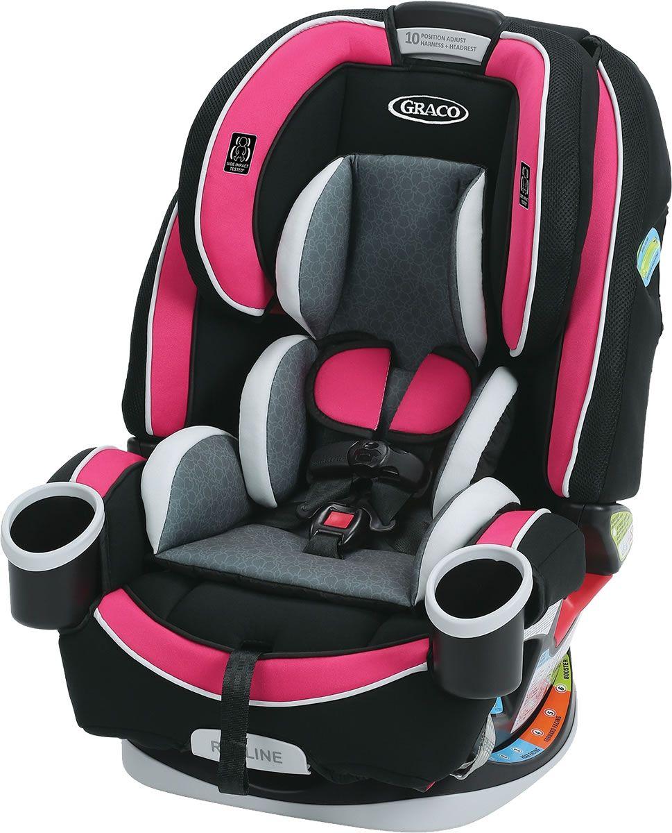 Graco 4ever All In 1 Car Seat Azalea Best Convertible Car Seat Toddler Car Seat Baby Car Seats