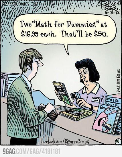 Maths for dummies