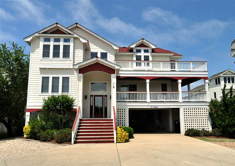 Twiddy Outer Banks Vacation Home - Vacation Medication - Duck - Oceanside - 8 Bedrooms