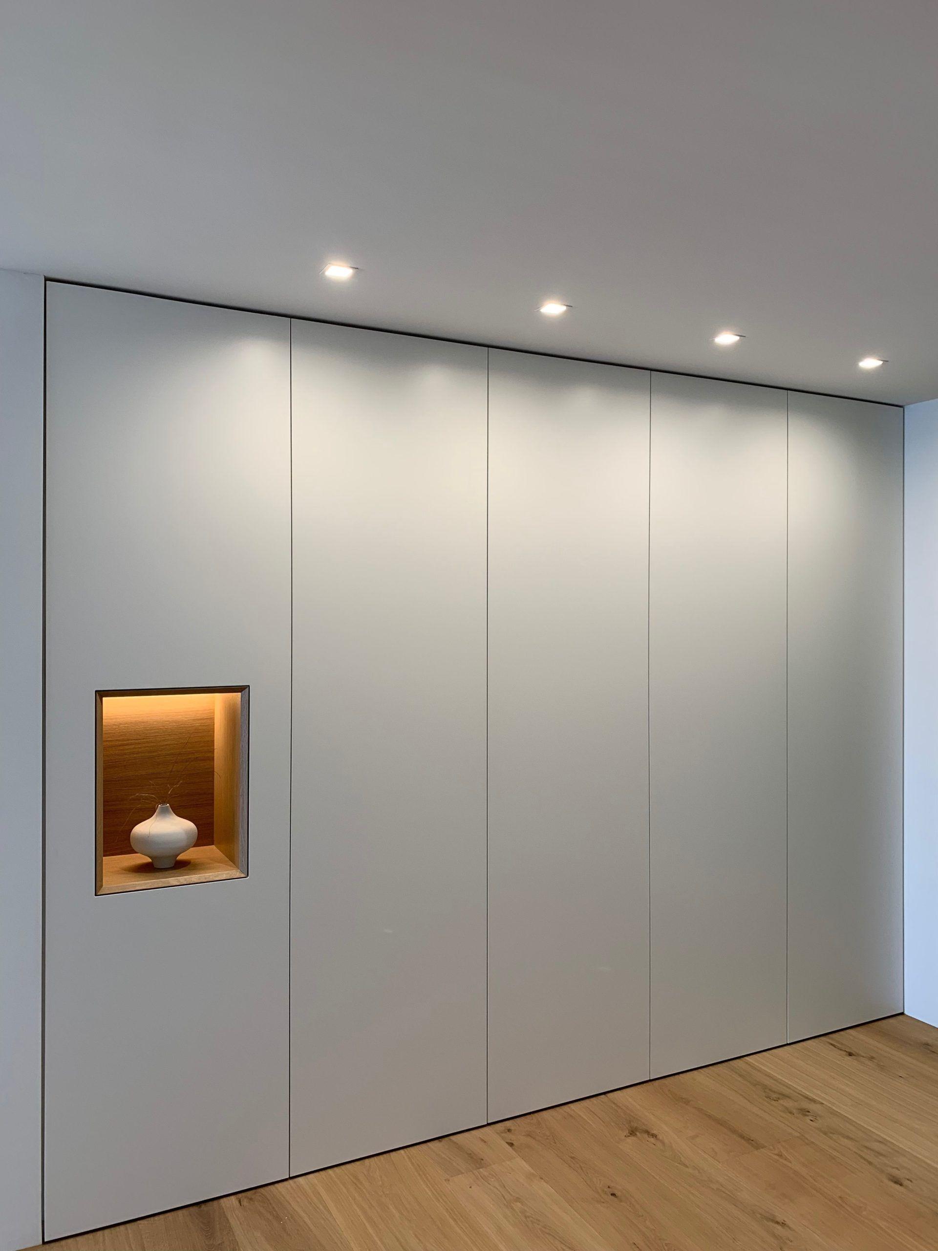 Umbau Innenarchitektur Privat by room42ch   Innenarchitektur, Garderoben eingangsbereich und ...