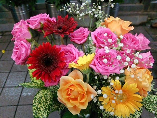 八千代花園: マジバルミニブーケ