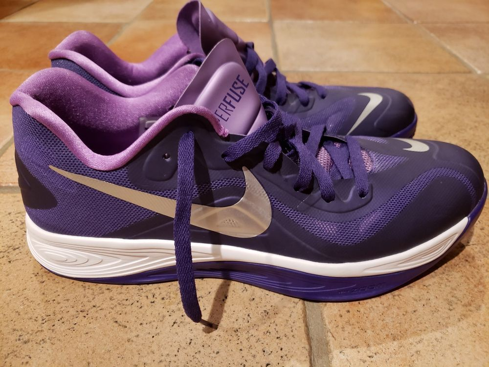 premium selection 09ae4 4784c Nike zoom hyperfuse low size 14 purple  fashion  clothing  shoes   accessories  mensshoes  athleticshoes (ebay link)