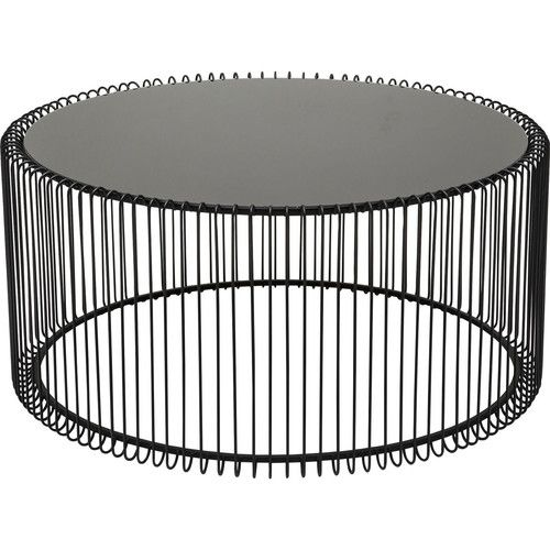 Found it at wayfair wire coffee table emma living room found it at wayfair wire coffee table greentooth Images