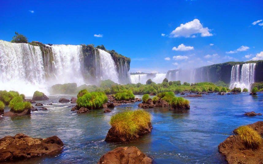 Top 10 #Wonderful and Amazing #Waterfalls Around The World : http://goo.gl/pAjpf9