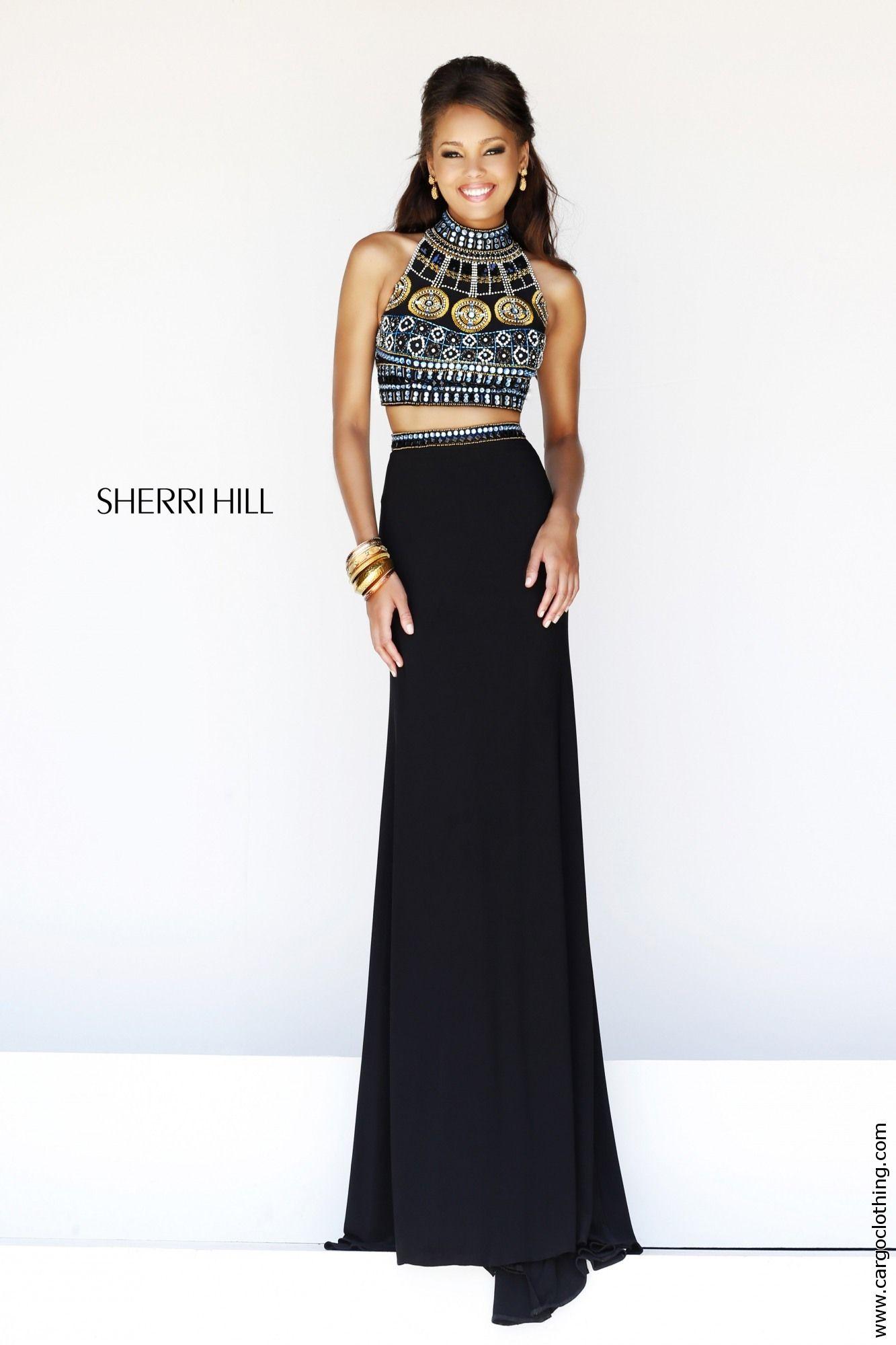 Sherri hill couture gown sherri hill dresses prom dresses