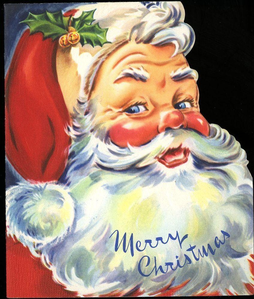 St Nicholas Square Jingle Bell Photo Note Clip Christmas