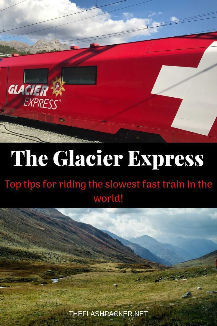 Glacier Express from St Moritz to Zermatt is one of the great train journeys of the world. Here are 7 top tips for riding the world's slowest fast train. We are want to say thanks if you like to share this post to another […]The Glacier Express from St Moritz to Zermatt is one of the great train journeys of the world. Here are 7 top ...